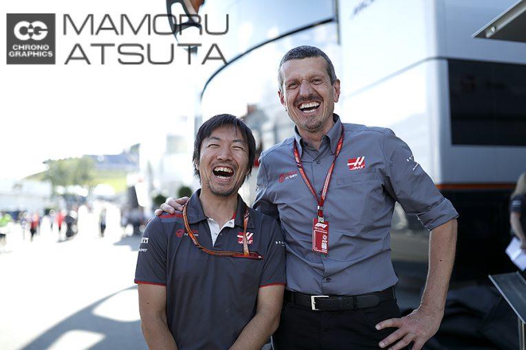 Blog | 【ブログ】Shots!ハースの上位入賞で小松さんも満面の笑顔/F1オーストリアGP2回目
