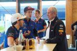 F1 | 【ブログ】悩み多きハートレー、それでもカメラ目線は忘れない/F1オーストリアGP現地情報 2回目