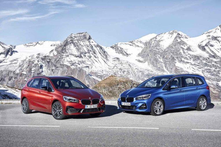 クルマ | 装備充実、よりスポーティに進化した『BMW2シリーズ・アクティブ&グランツアラー』