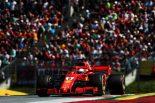 F1第9戦オーストリアGP:フェラーリはタイヤに問題を抱えず2位、3位表彰台へ