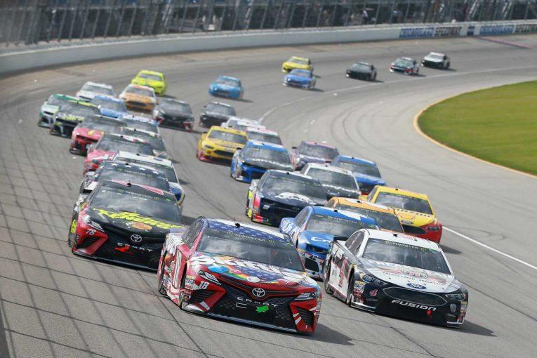 海外レース他 | NASCAR:TOYOTA GAZOO Racing 第17戦シカゴ レースレポート