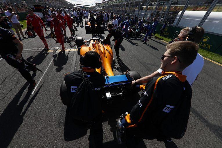 F1 | 「マクラーレンのパフォーマンス不足は深刻」組織再編に踏み切ったCEOブラウンが認める