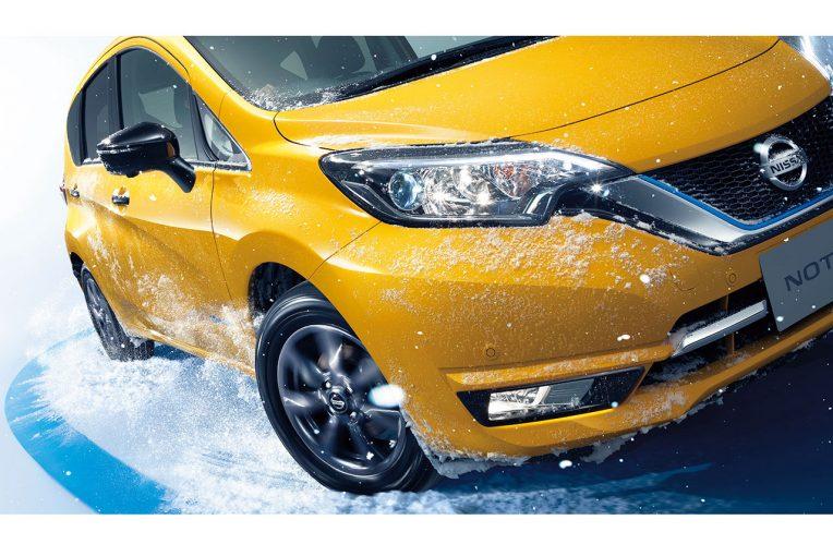 クルマ | ニッサン、ノートe-POWERに4WDを追加設定。ノートも仕様向上して7月5日に発売
