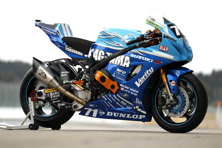MotoGP | チームカガヤマ、鈴鹿8耐参戦体制発表。レジェンドライダーのケビン・シュワンツが総監督に