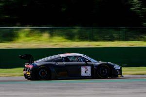 ベルジャン・アウディクラブ・チームWRTの2号車アウディR8 LMS
