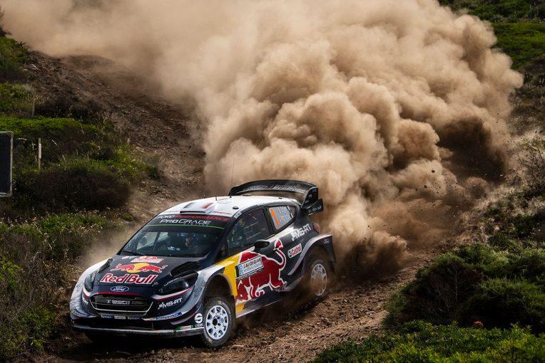 ラリー/WRC | WRC:Mスポーツ代表、オジエのシリーズ6連覇に自信。第8戦フィンランドではマシンに改良