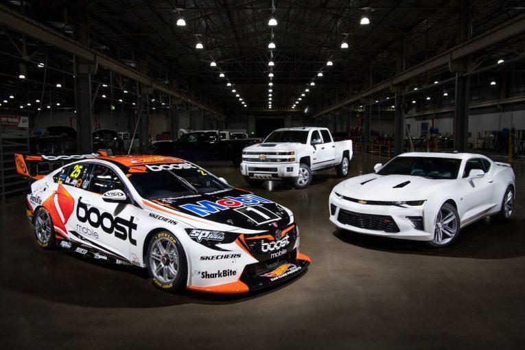 海外レース他   「ナイトレースに向けた重要な施策」。豪州スーパーカー強豪チームが新カラー公開