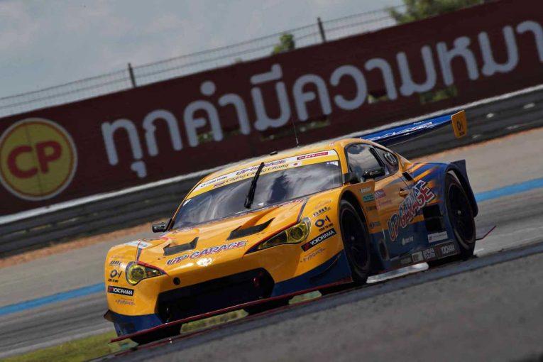 スーパーGT | TEAM UPGARAGE 2018スーパーGT第4戦タイ レースレポート