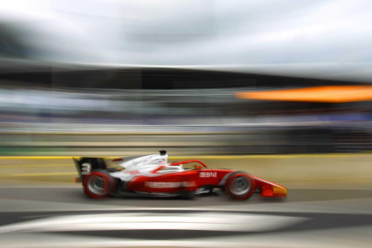 プルタミナ・プレマ・セオドール・レーシング FIA F2第6戦オーストリア レースレポート