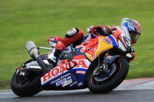 MotoGP | 新たなカラーリングを施したマシンでテストを行う高橋巧
