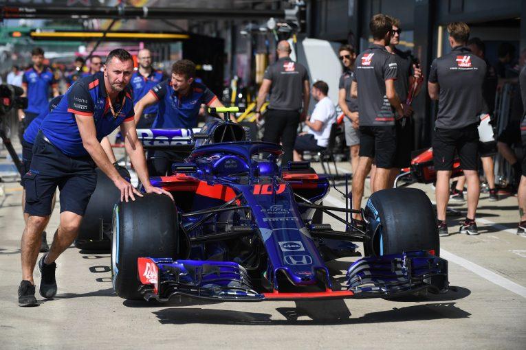 F1 | ホンダF1、第二のホームレース、イギリスGPへ「厳しい戦いが続いたが、ここではいいレースをしたい」