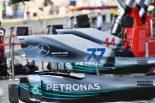 F1 | オーストリアで全滅したメルセデスF1、新パーツで対策も、信頼性への懸念残る