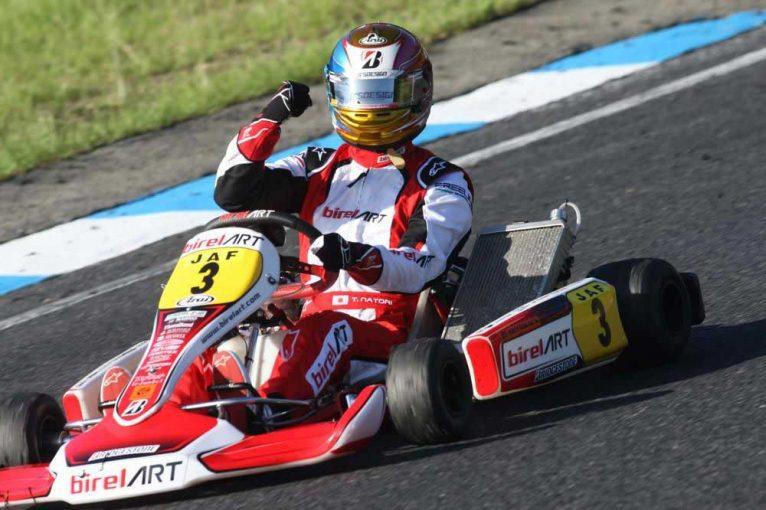 国内レース他   ブリヂストン 2018全日本カートOKシリーズ第5戦茂原 レースレポート
