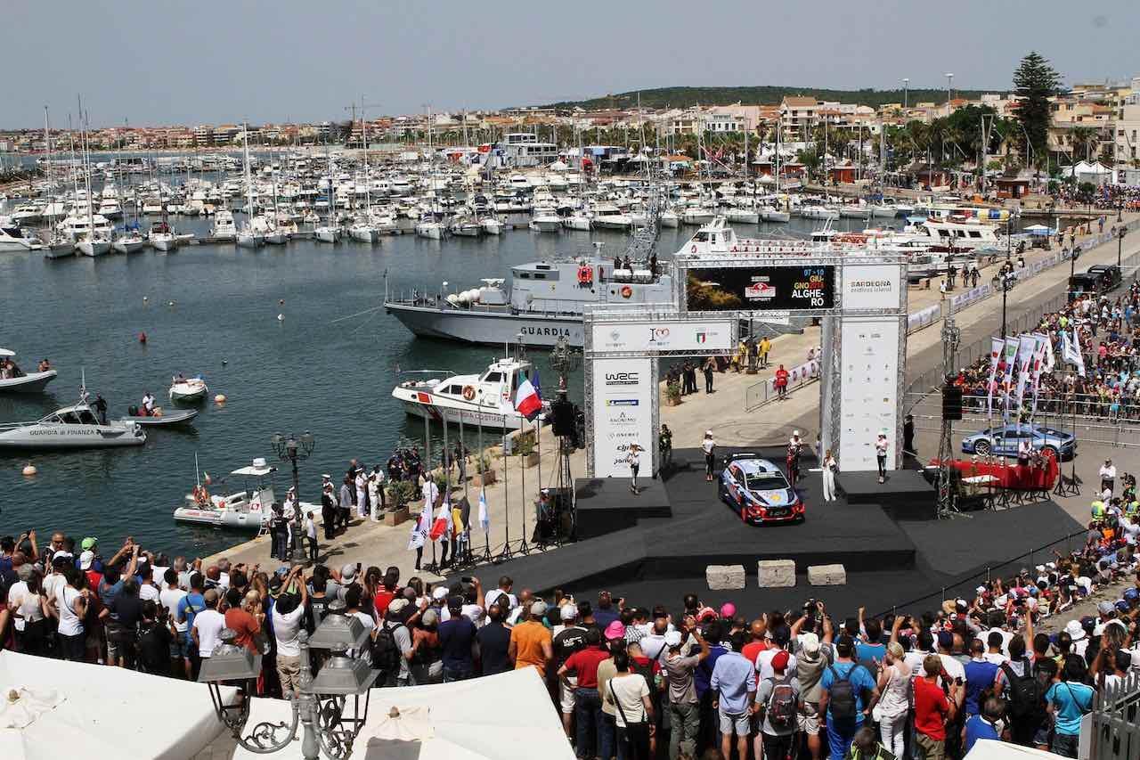 """WRC:コスト削減案の一環として""""F1スタイル""""の合同テスト導入を検討へ"""