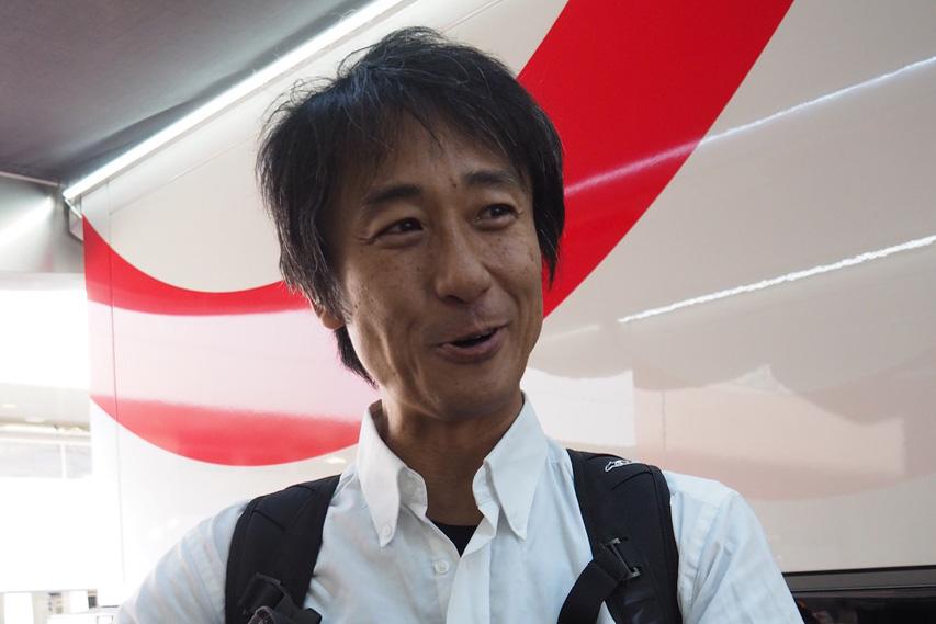 【インタビュー】ハースの快走を支える日本人タイヤエンジニア