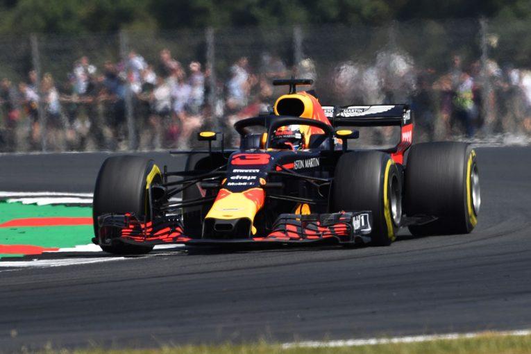 F1   【タイム結果】F1第10戦イギリスGP フリー走行1回目