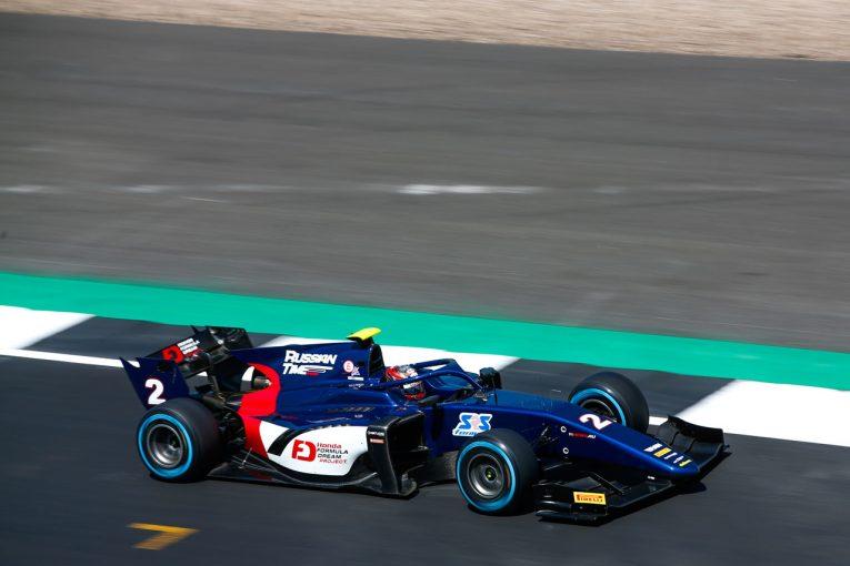 海外レース他 | 【順位結果】FIA F2第7戦イギリス予選