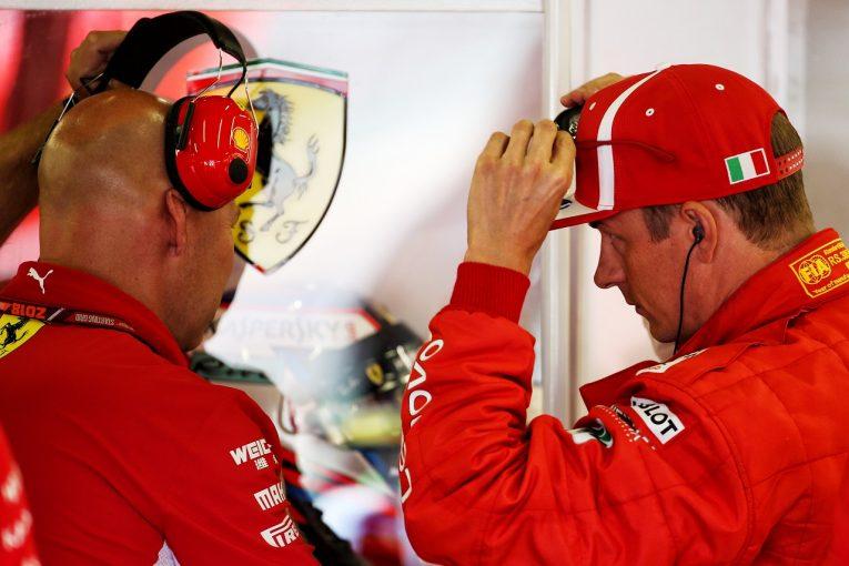 F1 | ライコネン「追加されたDRSゾーンには注意が必要」:F1イギリスGP金曜