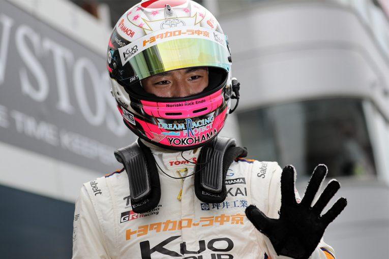 国内レース他   全日本F3第5戦富士:坪井が開幕5連勝! 阪口2位、3位の笹原が初表彰台