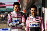 F1   2018年F1イギリスGP フォース・インディア エステバン・オコン セルジオ・ペレス