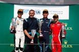 海外レース他 | FIA F2第7戦イギリス レース1:アルボンが今季2勝目。牧野は12位、福住はリタイアに終わる