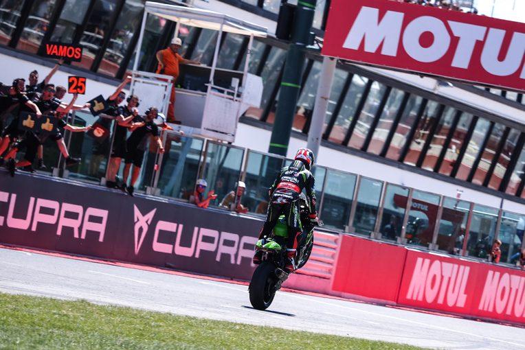 MotoGP | SBK第9戦レース1:カワサキのレイが今季9勝目。2位争いはデイビスに軍配