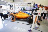F1 | アロンソ「改善のないマシンで入賞を狙える位置を確保。次戦のアップデートでハースやザウバーに追いつきたい」:F1イギリスGP土曜