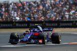 2018年F1第10戦イギリスGP ピエール・ガスリー