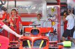 F1   ベッテル「首の痛みで、一時は予選に出られないかと思った」:F1イギリスGP土曜