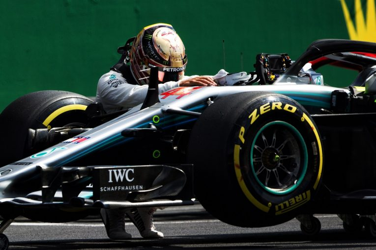 F1 | ハミルトン、母国での最多ポールに感無量「すべてを出し切った。ファンのためにどうしてもやり遂げたかった」:F1イギリスGP土曜
