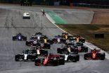 F1 | 【順位結果】F1第10戦イギリスGP決勝