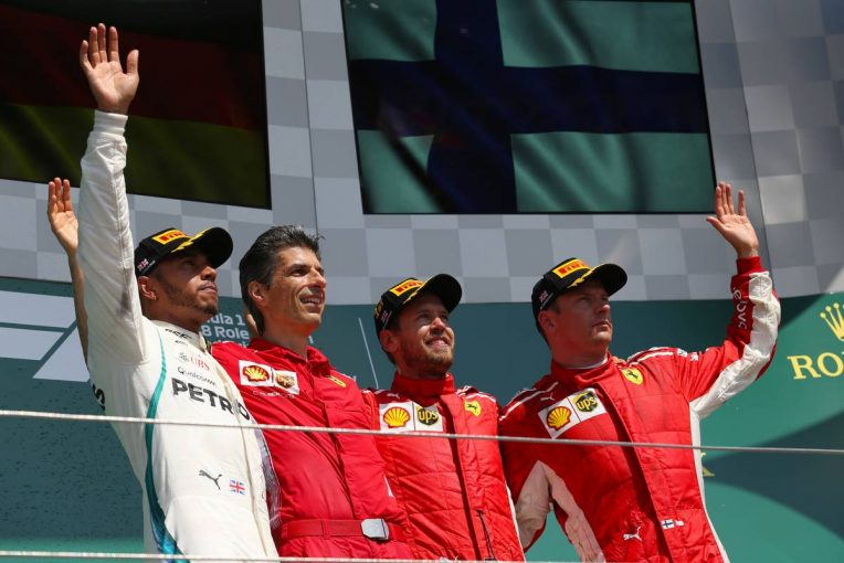 F1 | 2018年F1第10戦イギリスGPまとめ