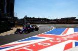 F1   ホンダ田辺TD「ハートレーは、パワーユニット組み付け作業時の不具合によりリタイア」:F1イギリスGP日曜