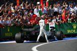 F1 | 接触事故のハミルトン、最後方から2位「マシンのダメージが本当に心配だった」:F1イギリスGP日曜
