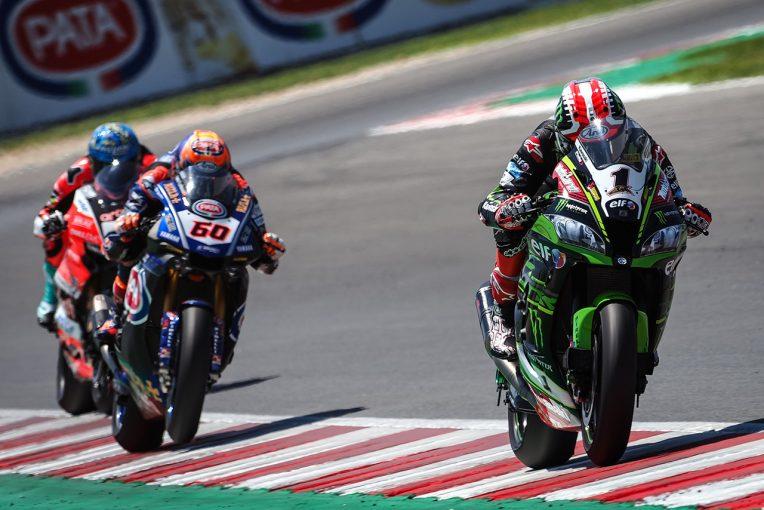 MotoGP | SBK第9戦レース2:レイがファン・デル・マークとのバトルに競り勝ち3度目のダブルウイン達成
