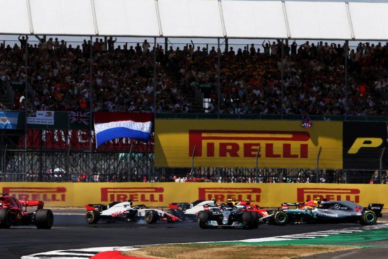 F1 | マグヌッセン、同士討ちの後、9位まで挽回「もっといい結果を残せたはずだった」:F1イギリスGP日曜