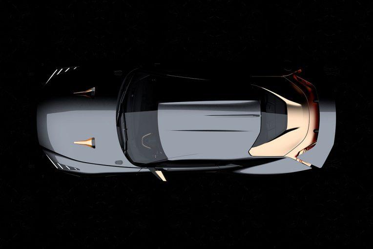 ニッサンとイタルデザインが共同開発した『Nissan GT-R50 by Italdesign』