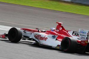 ニック・キャシディ(KONDO Racing)
