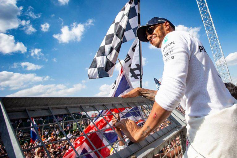 F1 | F1第10戦イギリスGP決勝トップ10ドライバーコメント