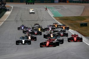2018年F1第10戦イギリスGP