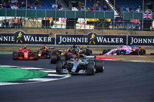 2018年F1第10戦イギリスGP ルイス・ハミルトン