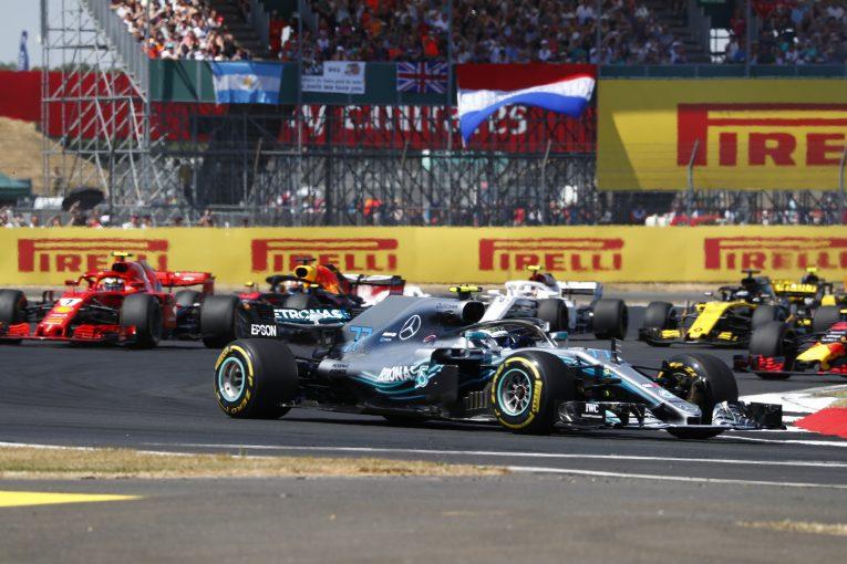 F1 | ハミルトン、F1イギリスGPで接触があったライコネンの謝罪を受け入れる
