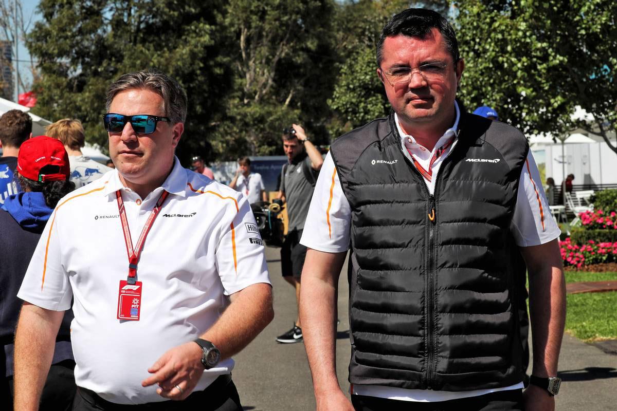 F1 Topic:マクラーレンのお家騒動で注目されるエリック・ブーリエ以外の『アンタッチャブルズ』