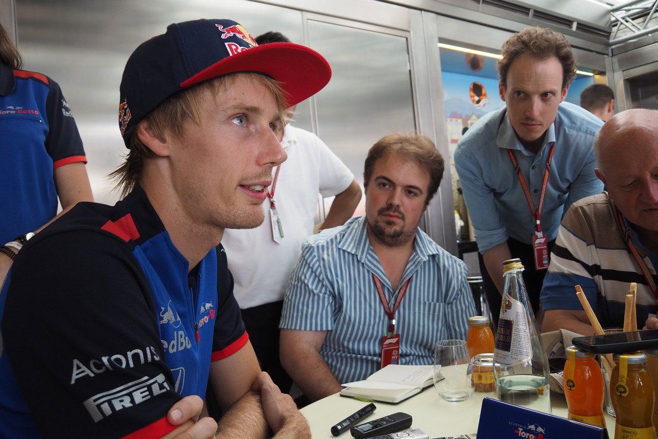 F1イギリスGP現地情報