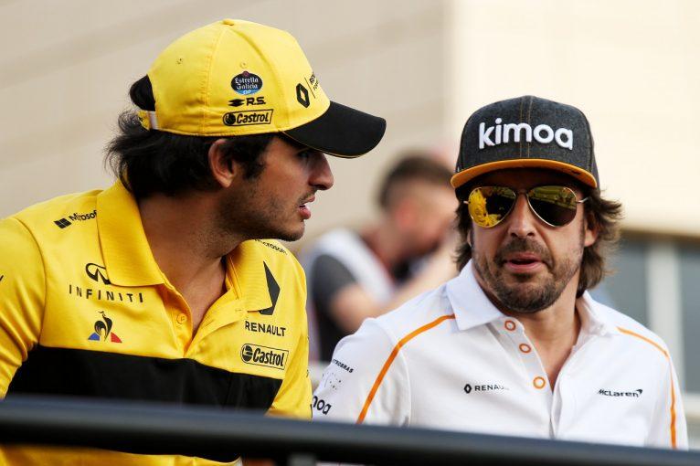 F1 | ルノーF1、アロンソ獲得に関心も「複数年契約であることが前提」