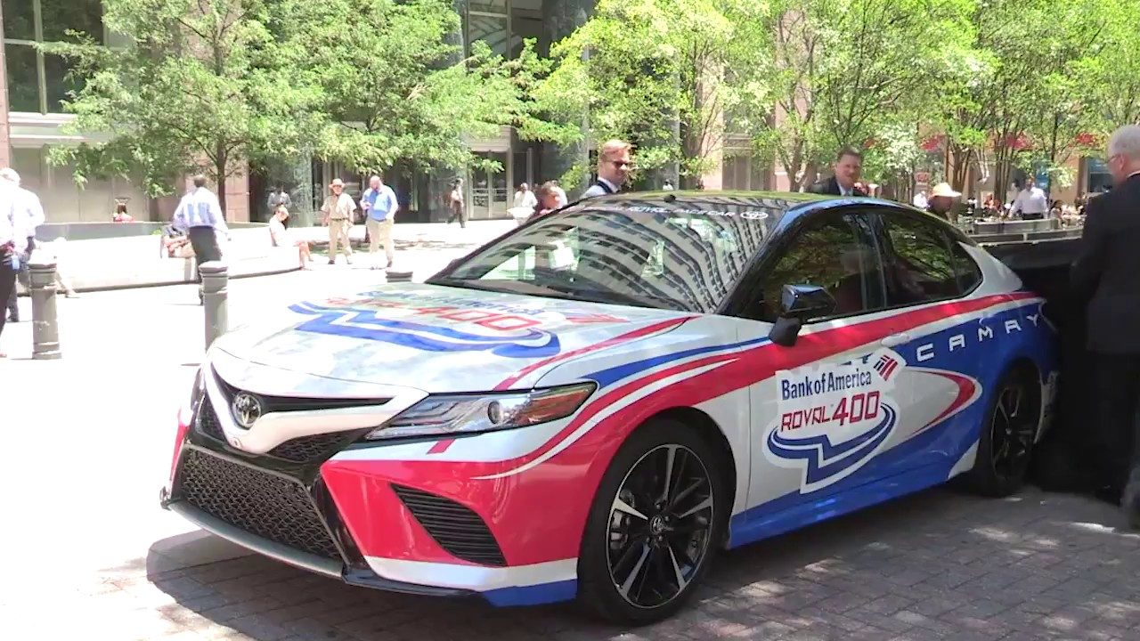 NASCAR:第29戦シャーロットはシリーズ史上初&最長距離のロードコース戦として開催