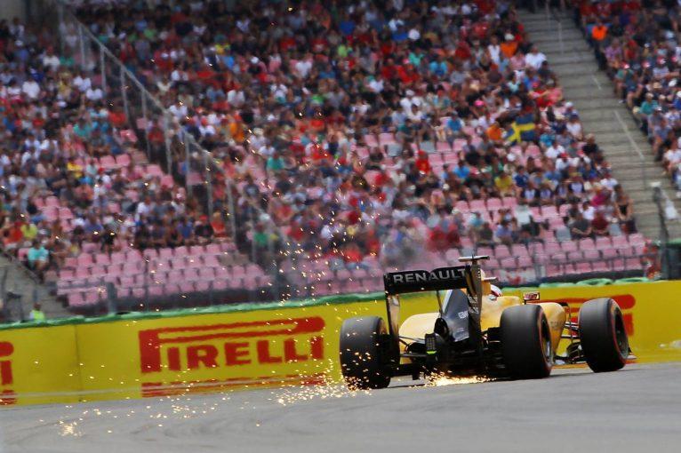 F1   F1第11戦ドイツGP全20人のタイヤ選択:トロロッソ・ホンダはウルトラソフトを8セットチョイス