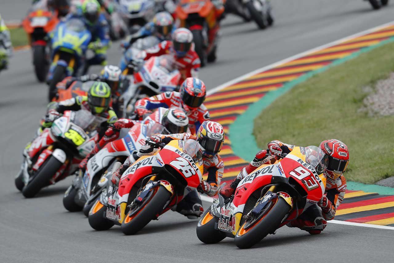 MotoGPドイツGPプレビュー: