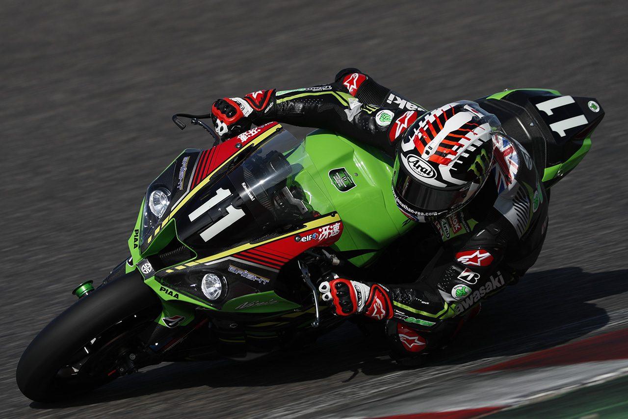 ジョナサン・レイ/Kawasaki Team GREEN