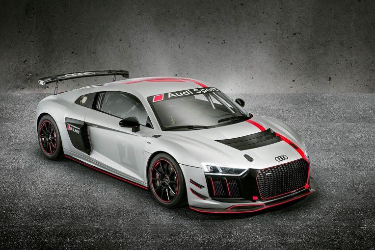 国内レース他 | アウディ、R8 LMS GT4の国内展開を本格化。販売価格は税込み2989万円